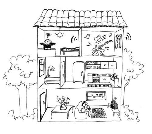 The image of the other for Programma di costruzione per la costruzione di una casa